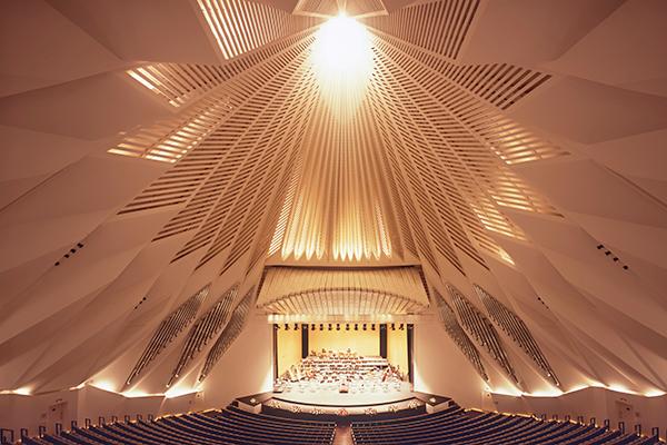 Sala Sinfonica Auditorio de Tenerife