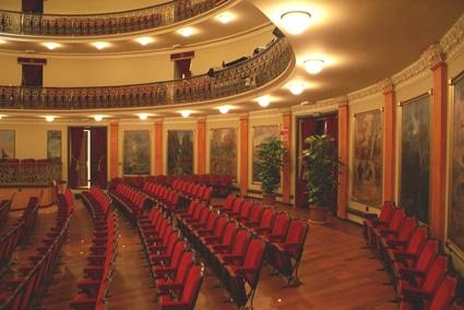 Teatro Leal La Laguna Tenerife
